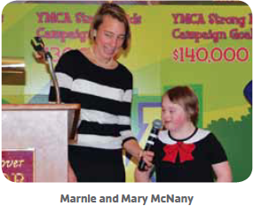 Marnie and Mary