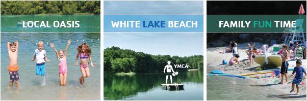 White Lake Beach In Sparta