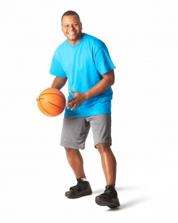 Adult Basket Ball Team at Wayne YMCA