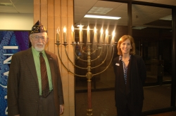 Annual Chanukah Candle Lighting Program