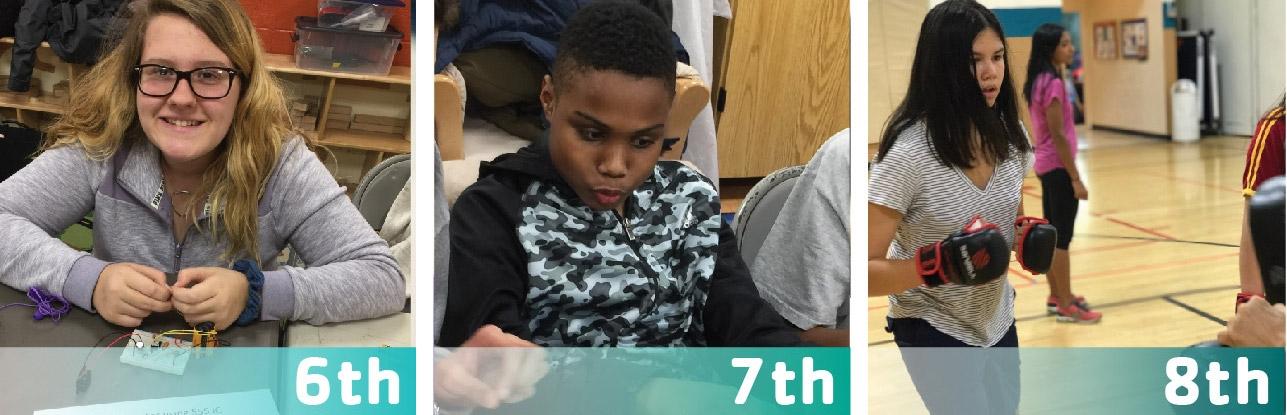 FREE! Middle School Membership - Metropolitan YMCA of the