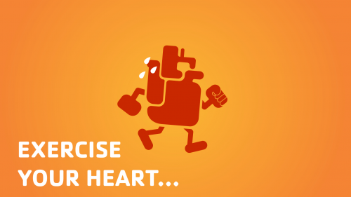 Exercise your Heart